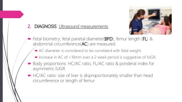 Intrauterine Growth Restriction (IUGR) / Small For ...