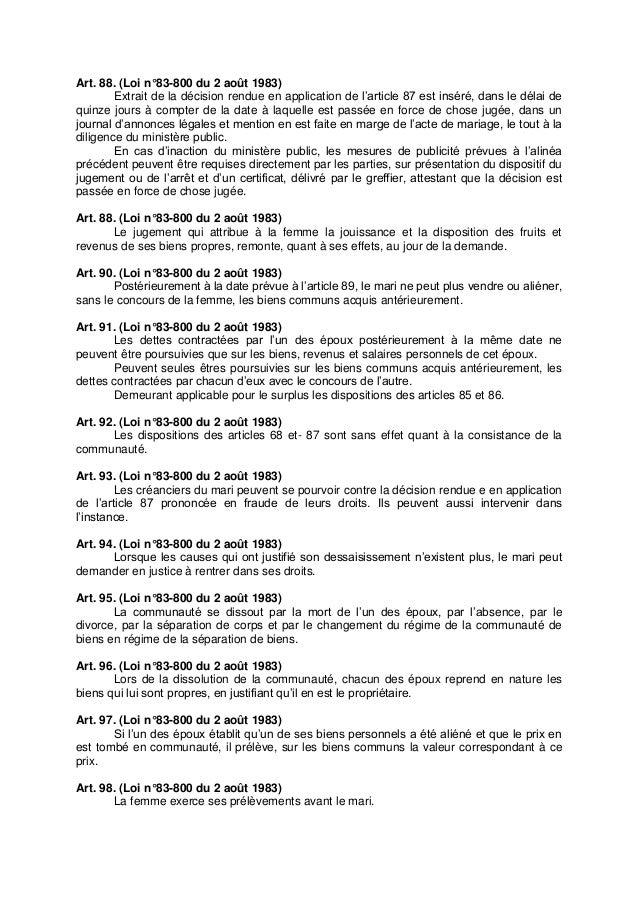 Code Civil Ivoirien