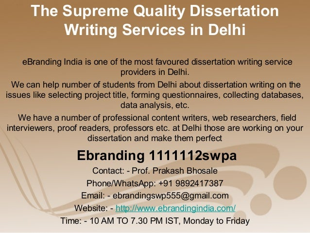 Dissertation writing services malaysia delhi