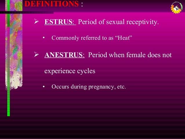 Presentation on ESTROUS CYCLE Slide 3