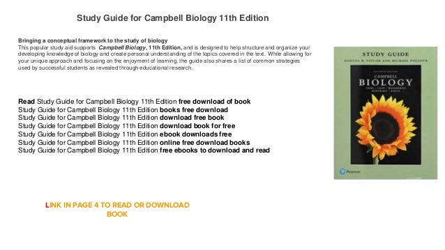 biology campbell 11th