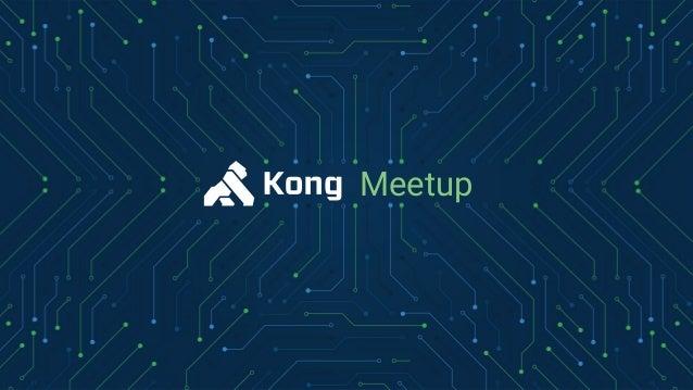 konghq.comMeetup Meetup