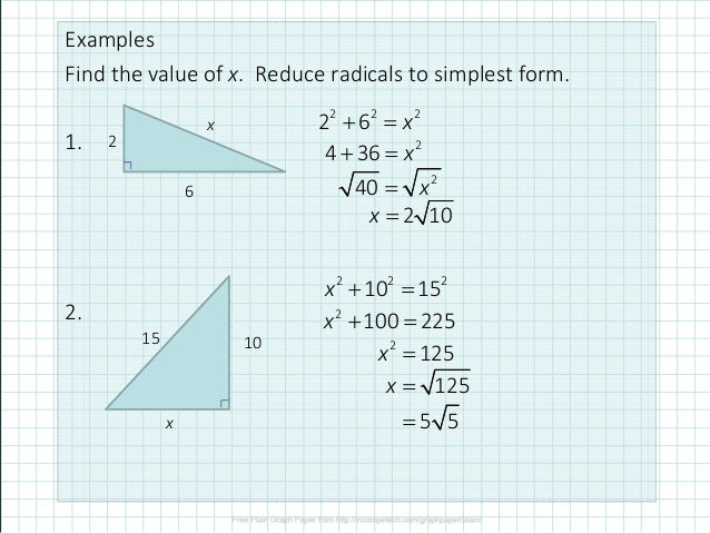 2 3 Simplifying Radicals Finding square roots and converting them to exponents is a relatively common operation in algebra. 2 3 simplifying radicals