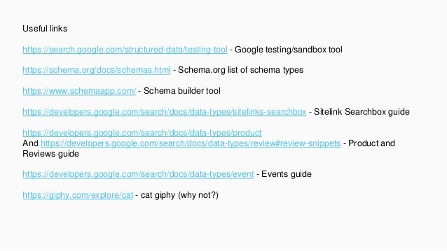 How to use Schema to enrich search results and improve your CTR - Andrew Martin - SearchNorwich 3