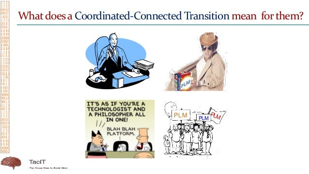 Whatdoesa Coordinated-Connected Transition mean forthem?