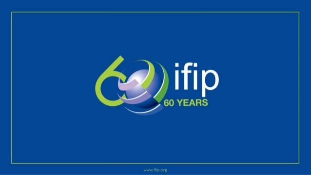 Professor Mike Hinchey IFIP President