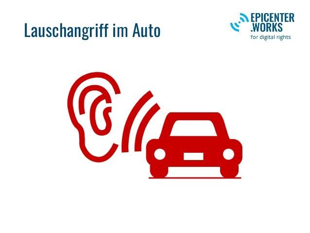 Lauschangriff im Auto