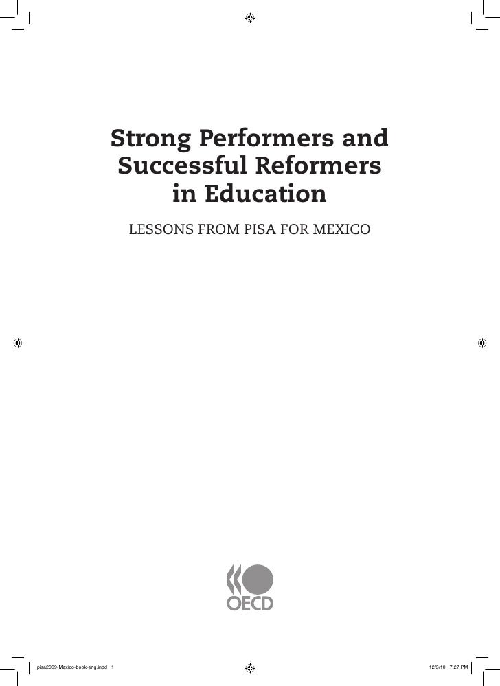 Strong Performers and                             Successful Reformers                                  in Education      ...