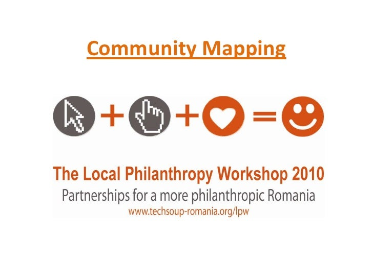 Community Mapping<br />