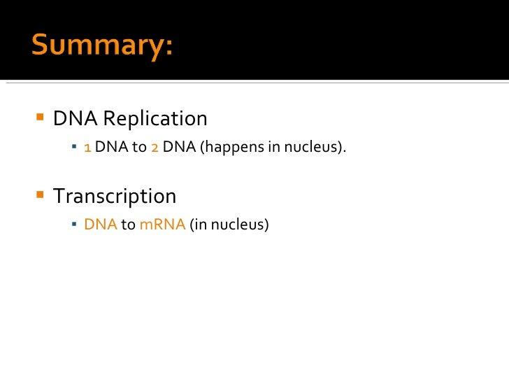 2 2 transcription 12 ullidna replication ccuart Choice Image