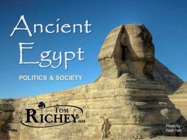 Ancient Egypt World History