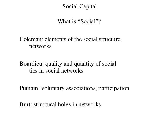 bourdieu social reproduction thesis Social reproduction theory pushes marxism beyond its preoccupation with class,   'cultural capital' (bourdieu) feature in the broader reproduction of capitalism.