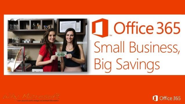 Small Business, Big Savings