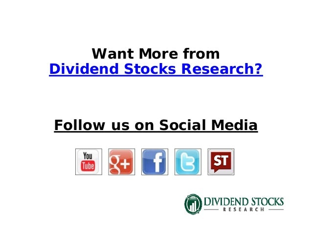 Dividend Yield Breakthroughs