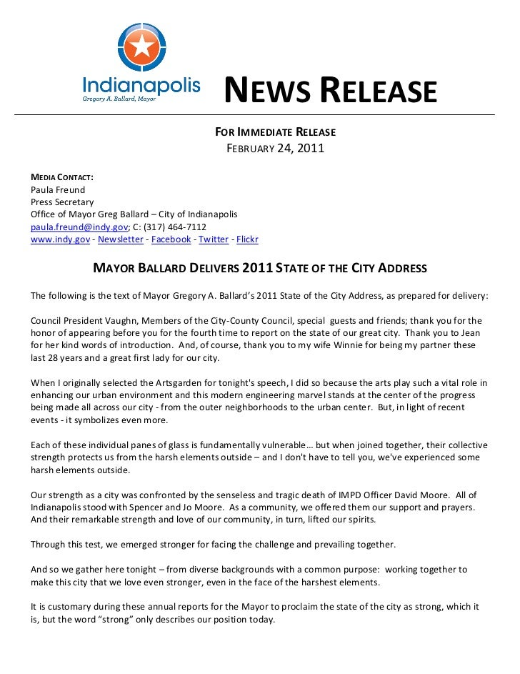 NEWS RELEASE                                              FOR IMMEDIATE RELEASE                                           ...