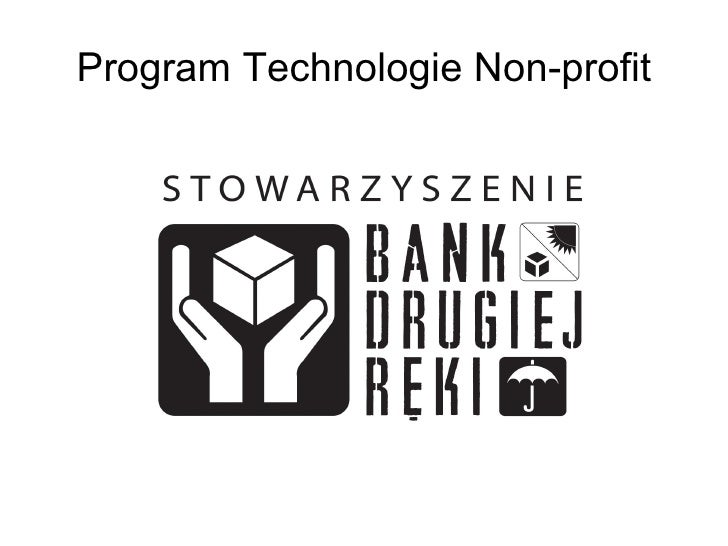 Program Technologie Non-profit