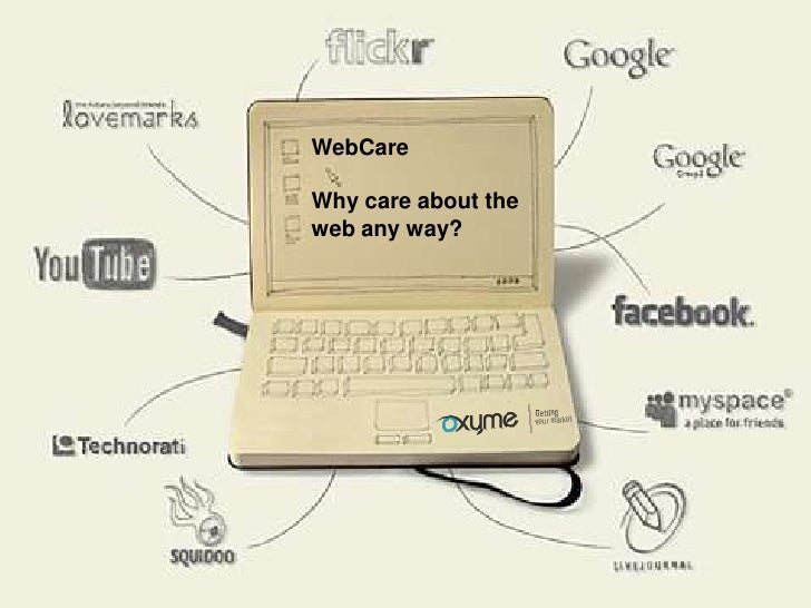 WebCareWhy care about the web any way?<br />