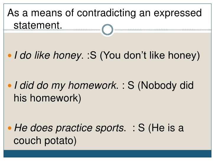 Do my homework meaning
