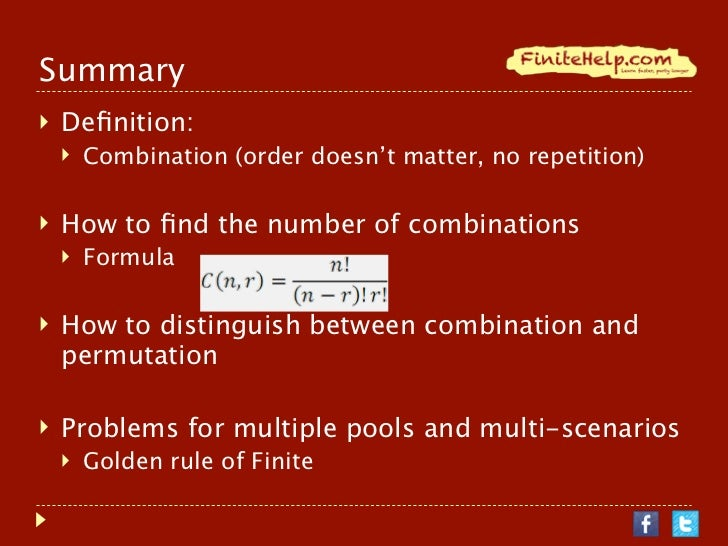 permutation and combination problems with solutions and answers pdf