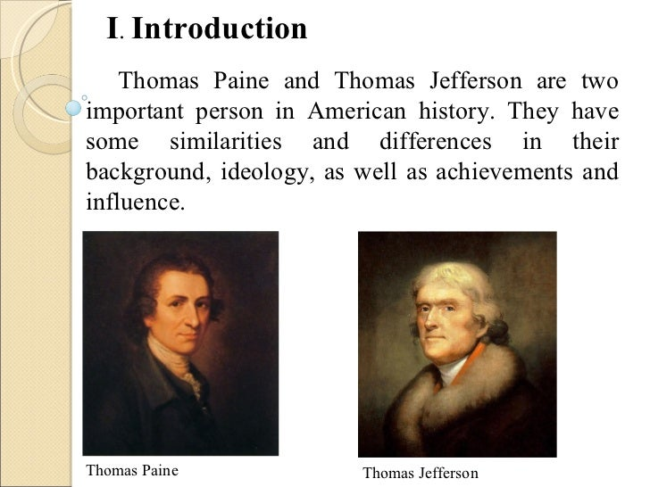 an introduction to the comparison of the declaration of independence by thomas jefferson and the sec Start studying ch 6 sec 1 and 2 learn vocabulary, terms, and more with flashcards thomas jefferson patriot who wrote the declaration of independence adopted resolution in favor of independence and appointed a committee to write a formal declaration of independence.