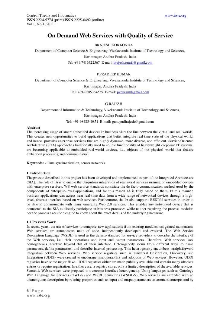 Control Theory and Informatics                                                                     www.iiste.orgISSN 2224-...