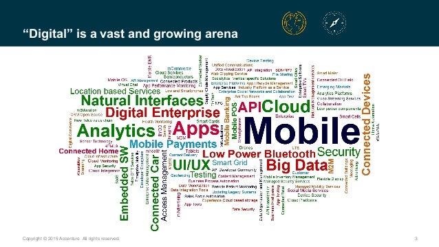 WOMANLIDERTIC Mesa 2  Presentación Mirenchu Echeverri  Accenture digital overview Slide 3