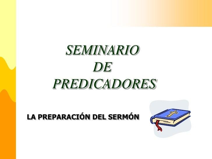 2.a el sermon