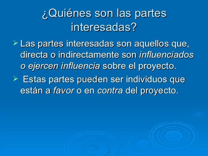 2 Analisis De Los Interesados (Stakeholders) Slide 2