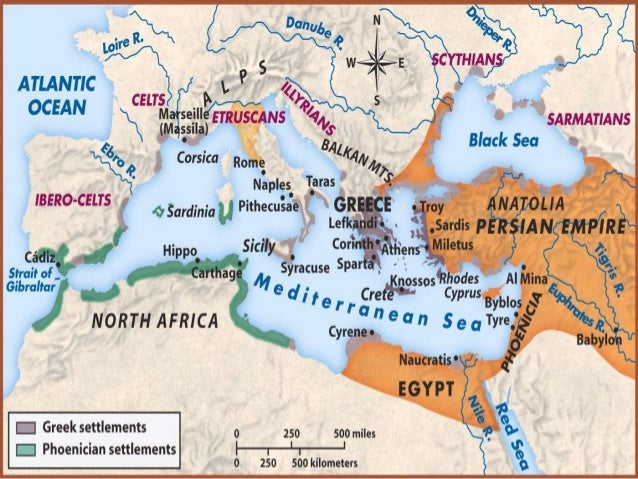 Ancient middle east and egypt