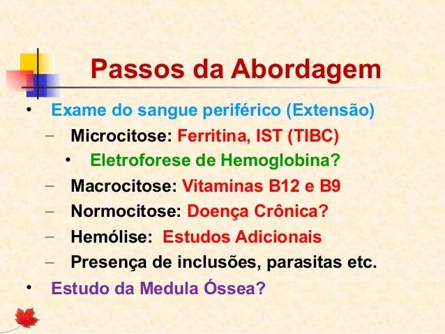 Exame tibc