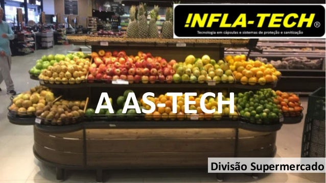 Divisão Supermercado A AS-TECH
