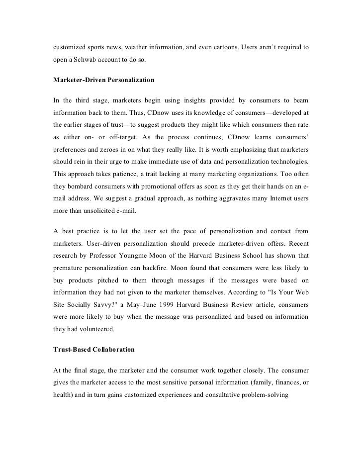 2 a project report on internet as a marketing tool