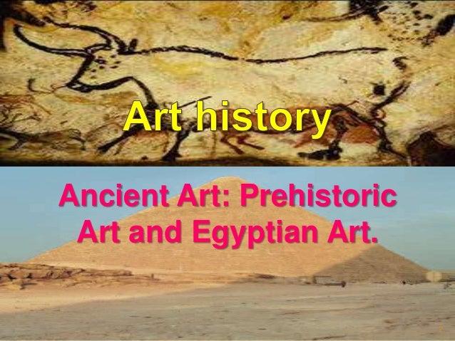 art prehistoric
