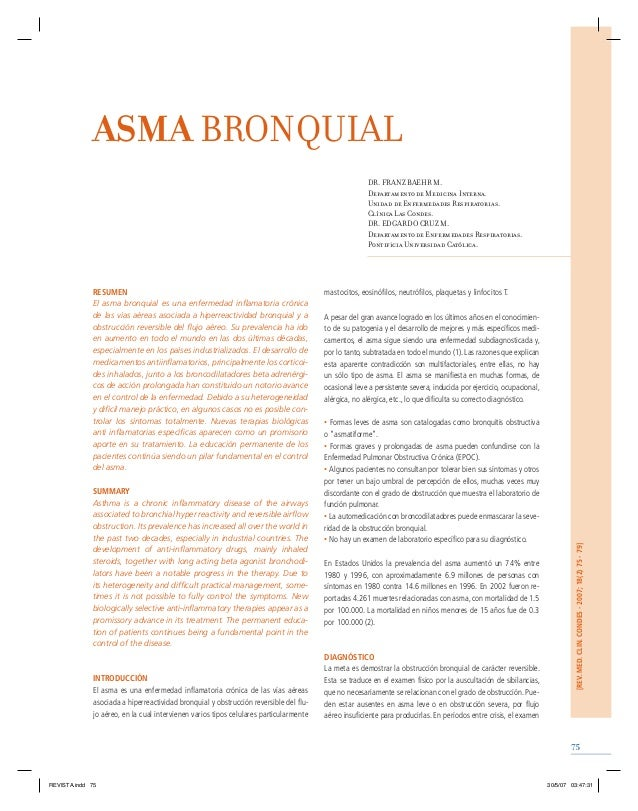 ASMA BRONQUIAL                                                                                                     DR. FRA...