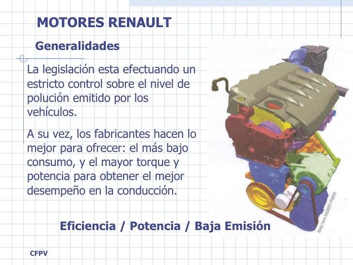 La legislación esta efectuando un estricto control sobre el nivel de polución emitido por los vehículos. A su vez, los fab...