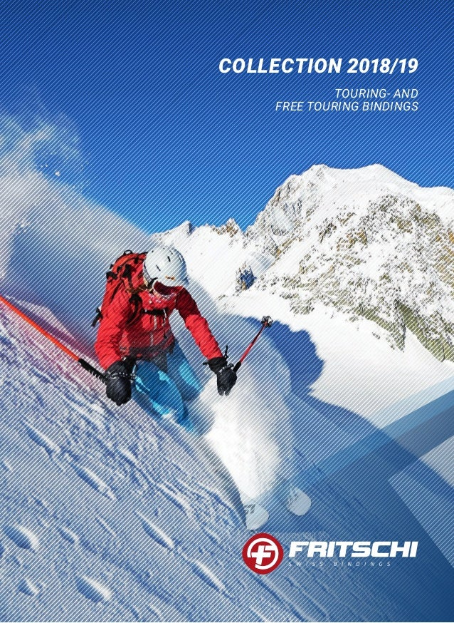 COLLECTION 2018/19 TOURING- AND FREE TOURING BINDINGS