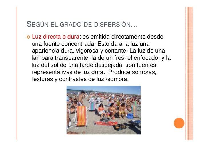 2  Clases Luz Y Estilos Iluminacion Slide 3