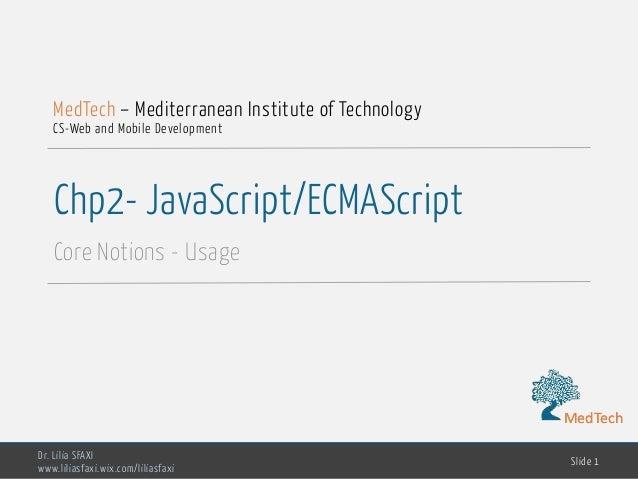Core JavaScript
