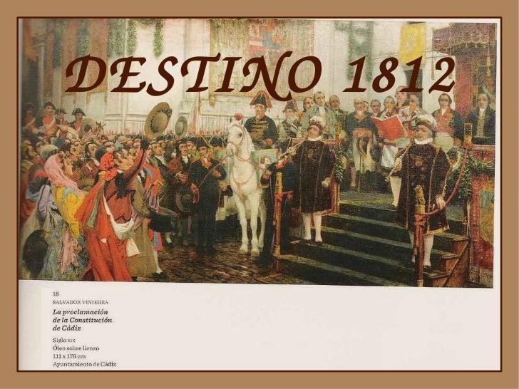 DESTINO 1812