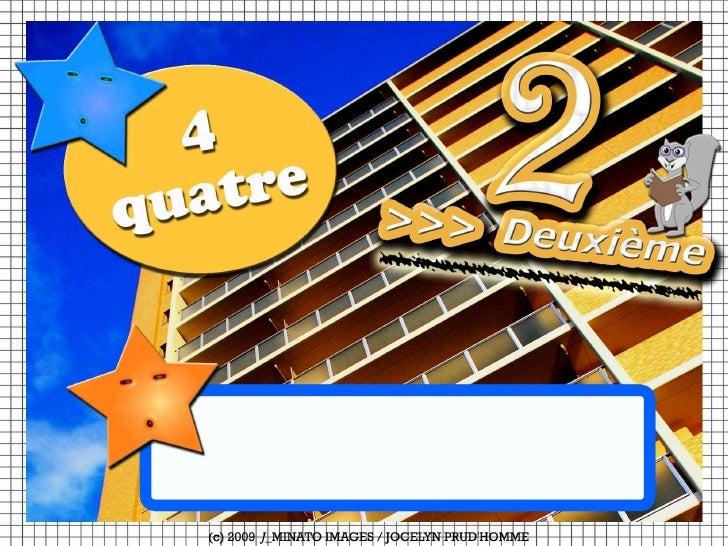 2 > Deuxieme