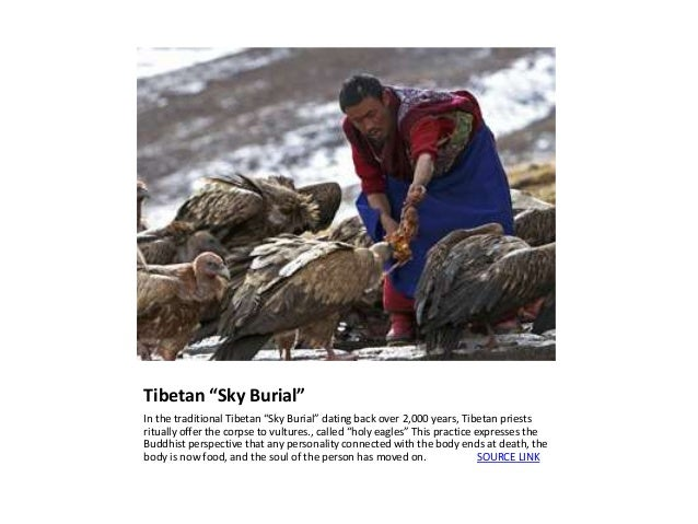 The history and practice of the tibetan sky burial ritual over the years
