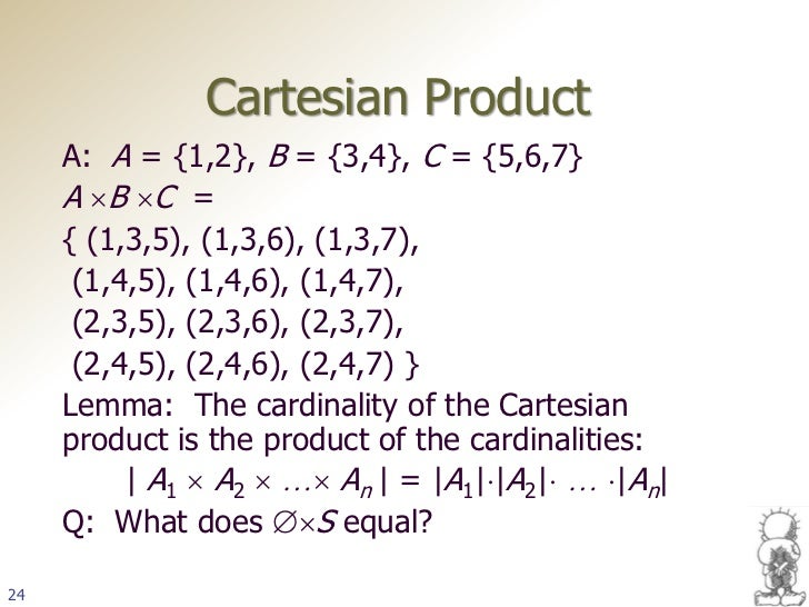 CARTESIAN PRODUCT OF SETS PDF DOWNLOAD
