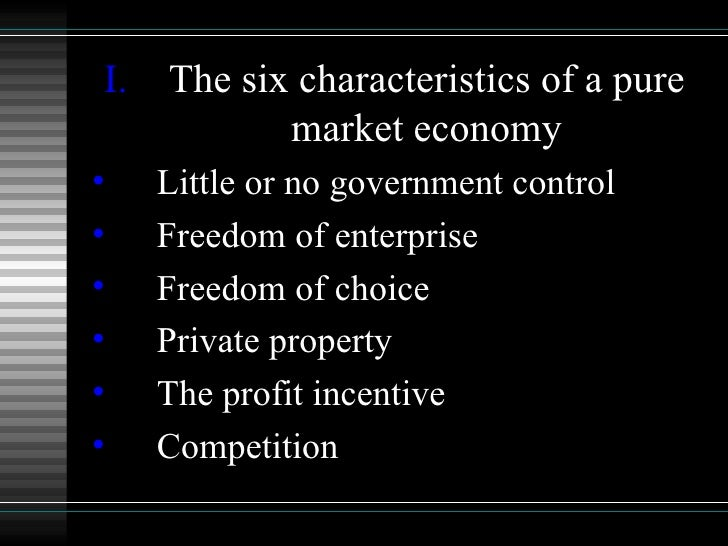 System and the american economy for 6 characteristics of bureaucracy