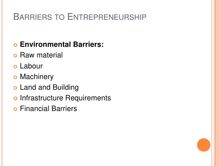 Women Entrepreneurs in Oman: Some Barriers to Success Essay Sample