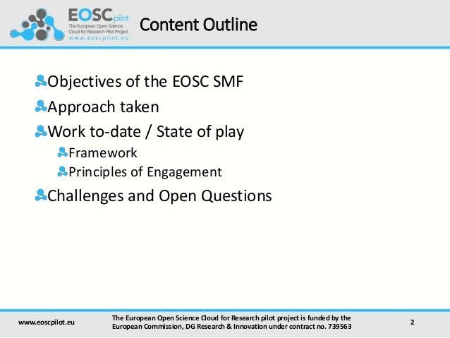 Service Management Framework and Principles of Engagement, Sy Holsinger  Slide 2