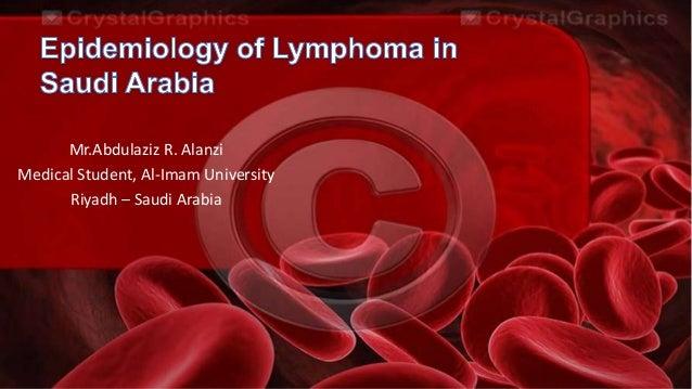 Mr.Abdulaziz R. AlanziMedical Student, Al-Imam UniversityRiyadh – Saudi Arabia