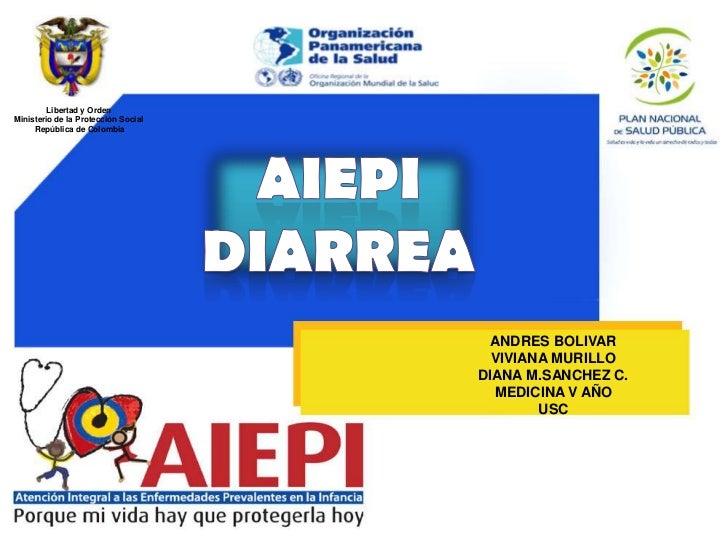 Libertad y OrdenMinisterio de la Protección Social     República de Colombia                                       ANDRES ...