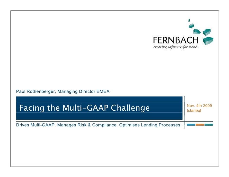 Paul Rothenberger, Managing Director EMEA                                                                                N...