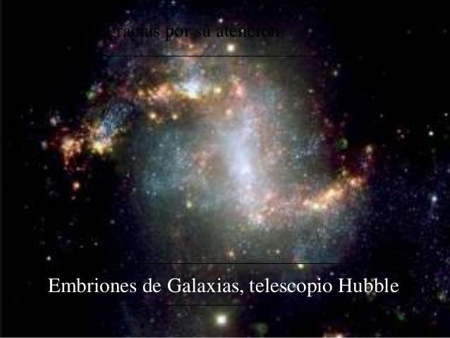 Resultado de imagen de Embriones de galaxias
