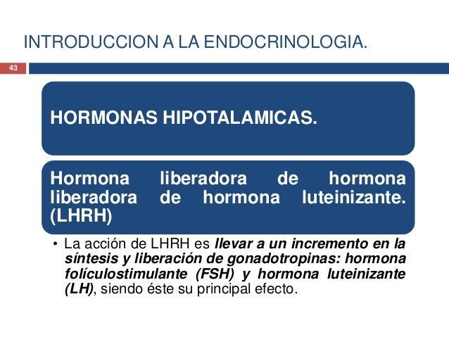 EJE HIPOTALAMO-HIPOFISARIO.HORMONA FOLICULOESTIMULANTE (FSH) YLUTEINIZANTE (LH).ACCIONES FISIOLÓGICASOvario:• Crecimiento ...